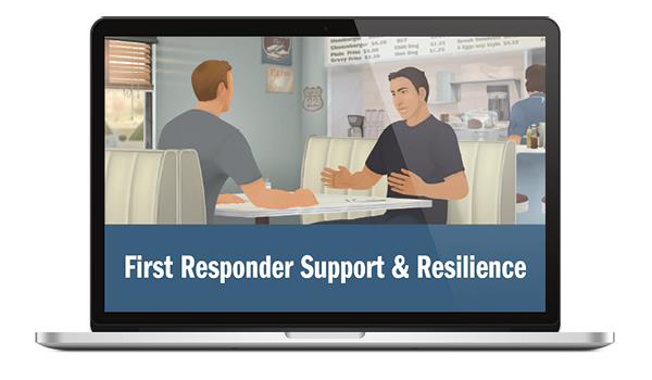 First Responder Support & Resilience
