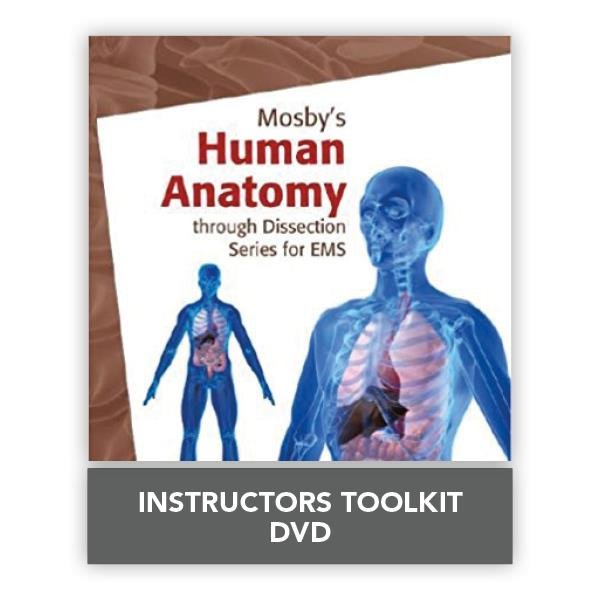 Mosbys Human Anatomy Through Dissection For Ems Chest Anatomy Dvd