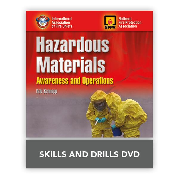 Hazardous Materials Awareness And Operations Skills And Drills Dvd