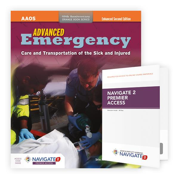 Advanced emergency care and transportation of the sick and injured fandeluxe Images