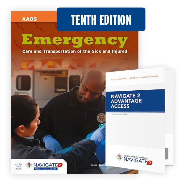 Emergency care and transportation of the sick and injured additional tools online resources fandeluxe Choice Image