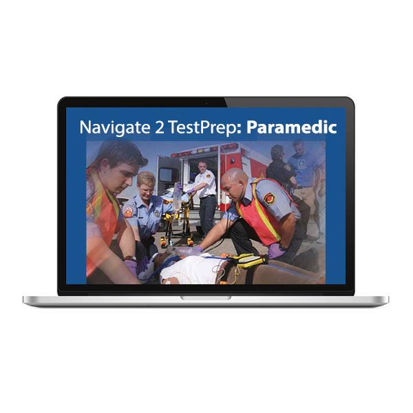 jb learning test prep paramedics