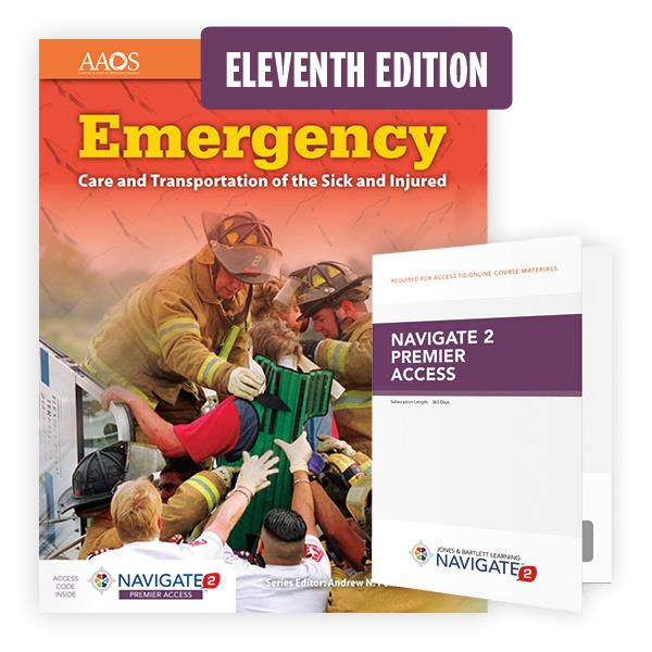 emergency medical responder your first response in emergency care orange book series