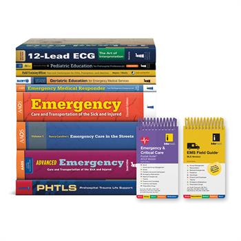 Emt public safety group a division of jones bartlett learning ems station library package fandeluxe Gallery