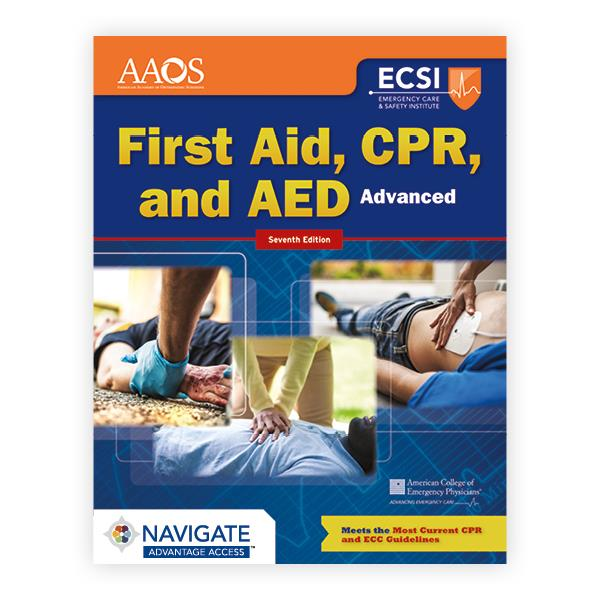 Navigate 2 Advantage Access For Advanced First Aid Cpr And Aed
