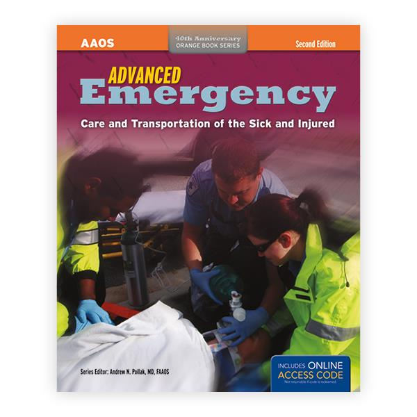 Advanced emergency care and transportation of the sick and injured fandeluxe Choice Image