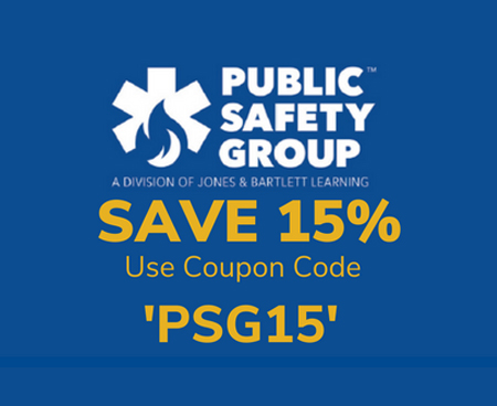 Save 15% on all Public Safety Group Products